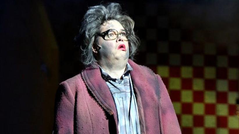 "Musiktheater Linz:  Jacques Le Roux in ""Spuren der Verirrten"""