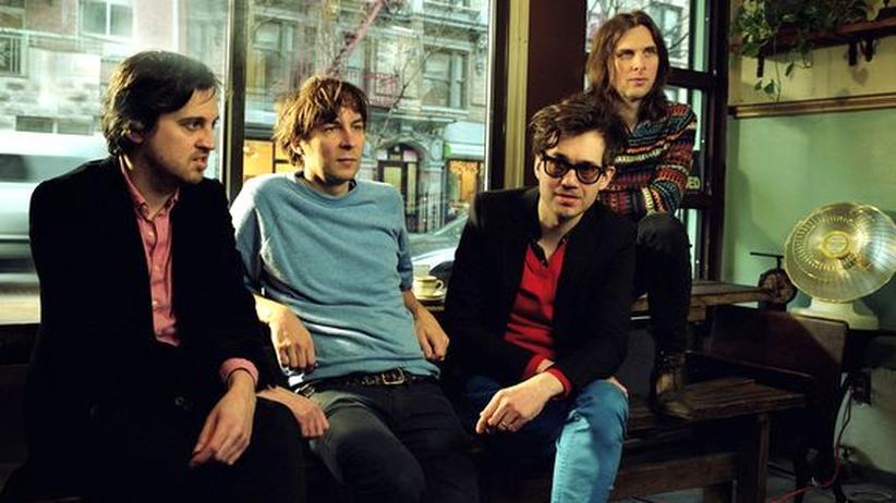 Neues Phoenix-Album: Pop in der Schaffenskrise