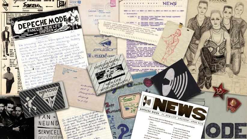 Depeche-Mode-Fans: Tausche Trabbi gegen Ticket