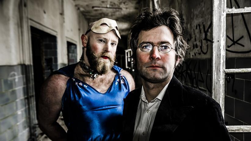 Queer-Pop: Das Berliner Chanson-Duo Princessin Hans