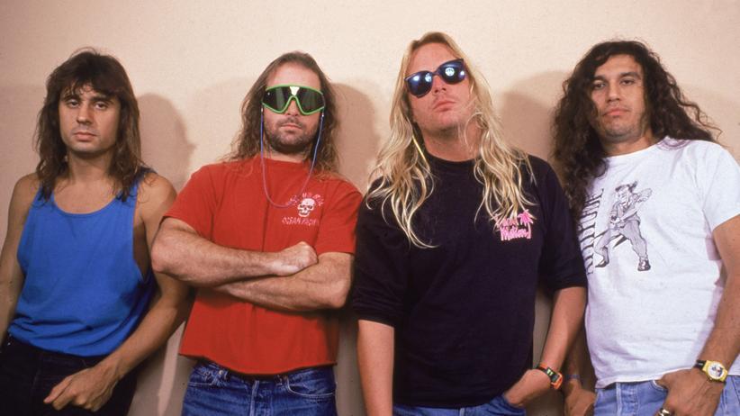 Slayer-Gitarrist Jeff Hanneman: Eben alles viel schneller und krasser