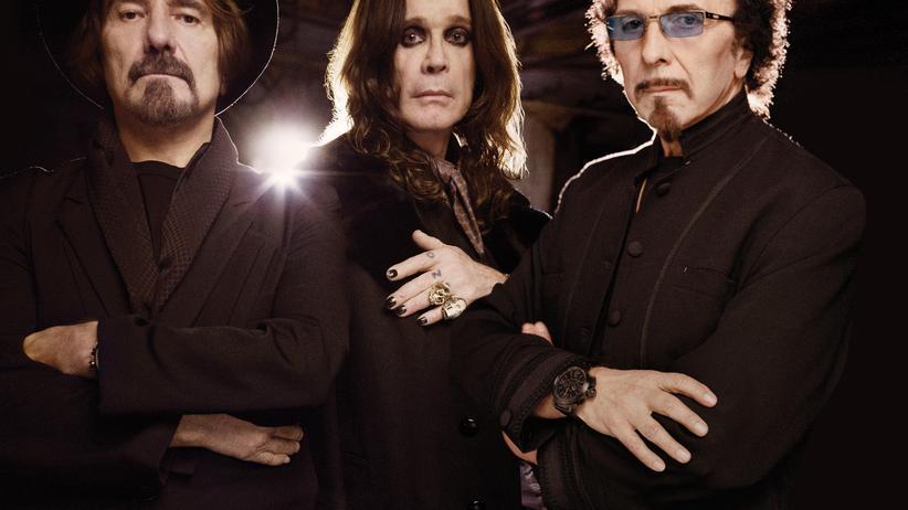 """Rocker-Reunion: """"Zum Teufel, es ist ein Black-Sabbath-Album!"""""""