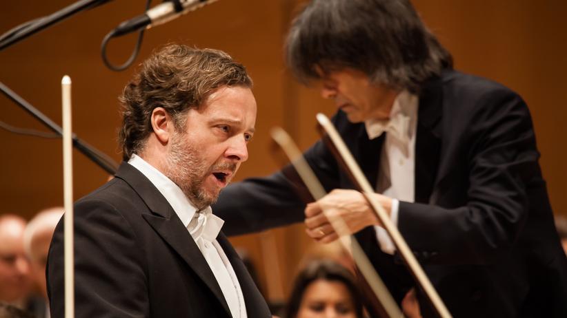 Neue Mahler-Aufnahme: Inniges Einverständnis zwischen Sänger und Dirigent