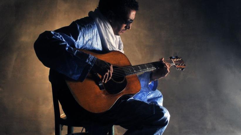 Tuareg-Musiker Bombino: Der Musiker Bombino