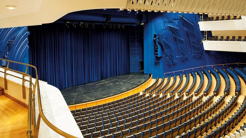Internationale Opernhäuser : Hier wohnt der Klang