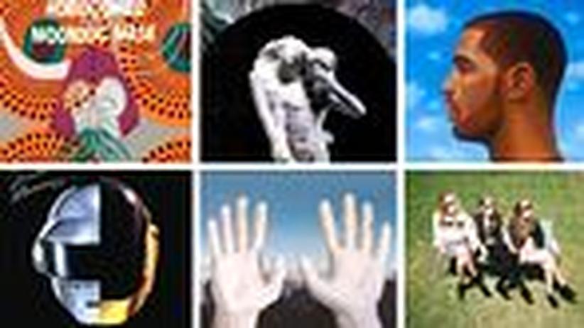 Musikrückblick 2013: Die besten Alben des Jahres