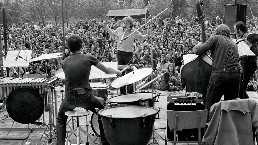 Free Jazz in der DDR: Woodstock am Karpfenteich