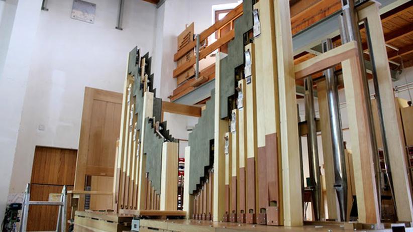 Instrumentenbau: Die sauberste Orgel der Welt