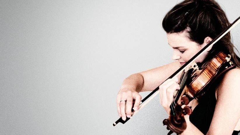 Geigerin Janine Jansen: Freischwimmen mit Bach
