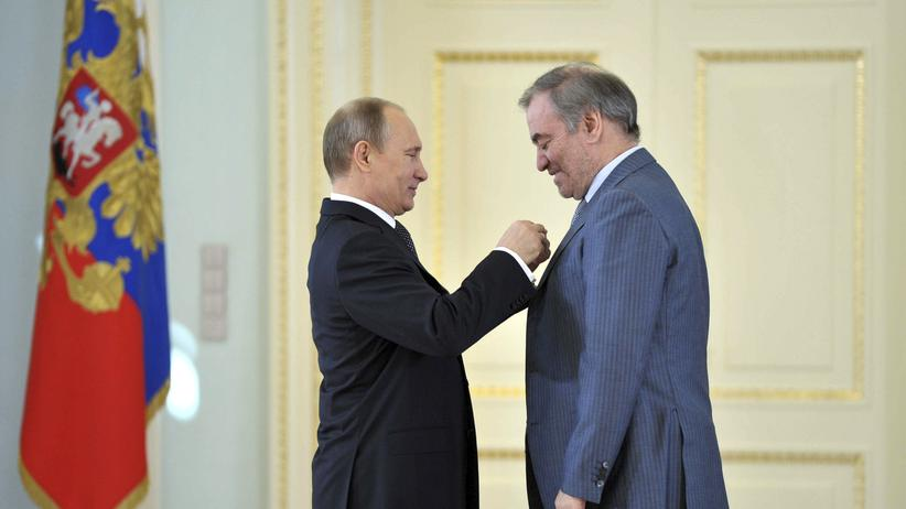 Dirigent Valery Gergiev: Putins Liebling