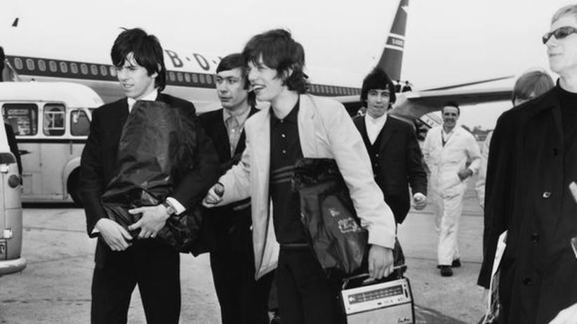 Andrew Loog Oldham: Die Rolling Stones brechen mit ihrem Manager zur Deutschlandtour auf