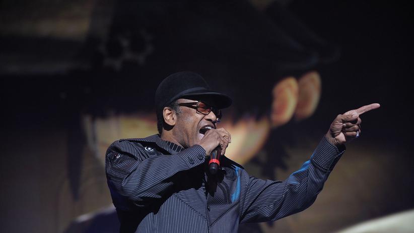 Soul-Musiker: Bobby Womack ist tot