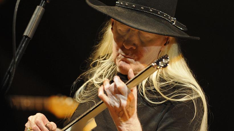 Blues-Musiker: Johnny Winter ist gestorben