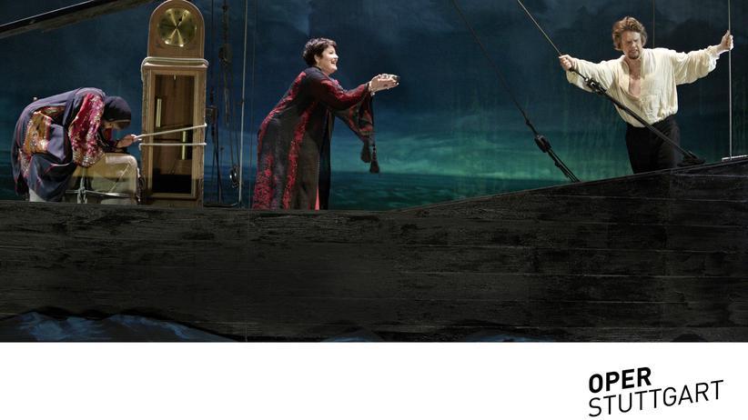 Oper Stuttgart: Tristan und Isolde