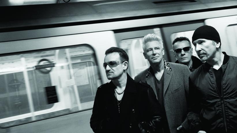 """Bono von U2: """"Da haben wir wohl einen Fehler gemacht"""""""