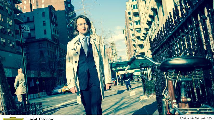 Daniil Trifonow: Senkrechtstarter mit Flügel