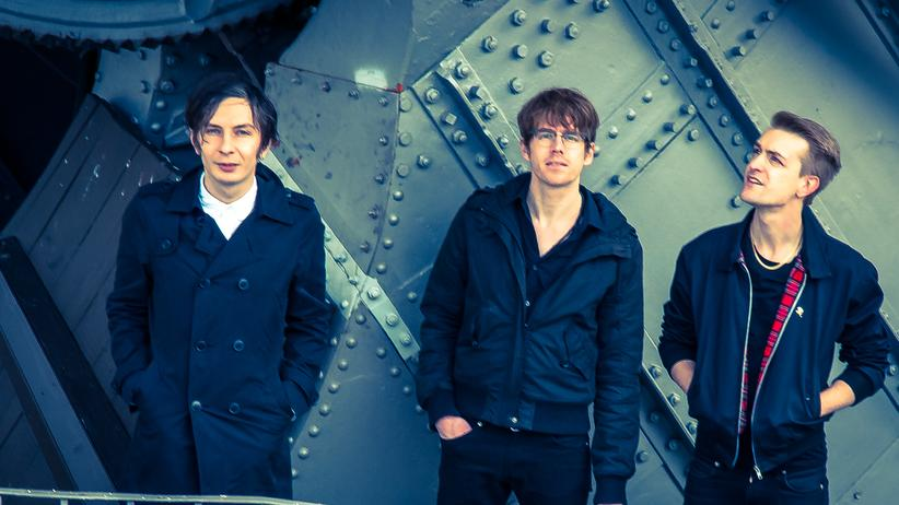 Label Staatsakt: Die Staatsakt-Band Ja, Panik stammt aus Österreich und wohnt mittlerweile in Berlin.