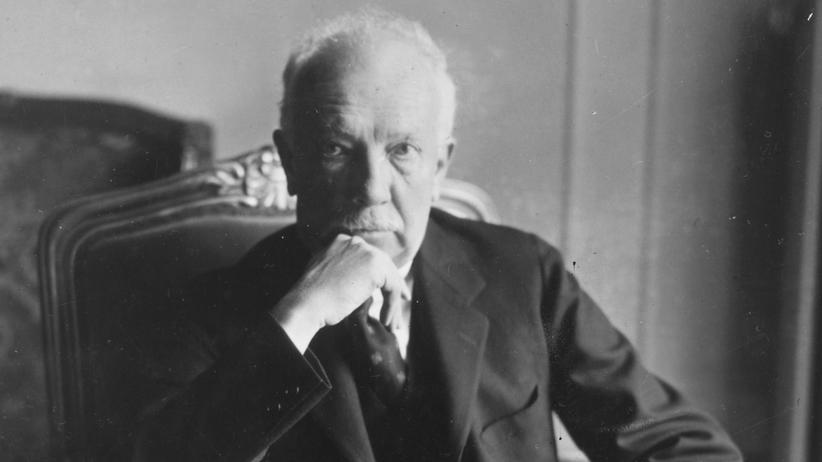 Richard Strauss: Richard Strauss 1935 in London