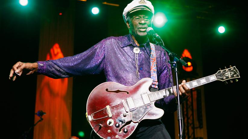 Chuck Berry: Mister Rock