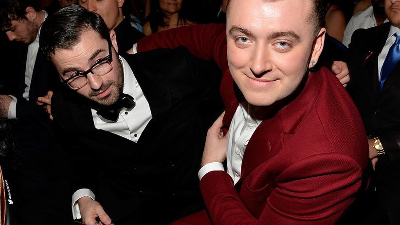 Grammy-Verleihung: Die Nacht von Sam Smith