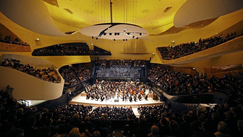 Klassikrepertoire: Paris hat eine neue Philharmonie, aber steht dort auch genug neue Musik auf dem Programm?