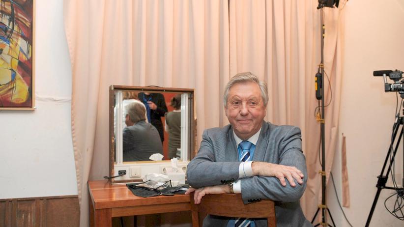 Karl Moik: Ein festes Standbein im Almengras
