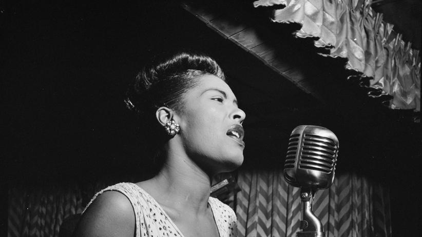 Billie Holiday: Kultur, Billie Holiday, Billie Holiday, Jazz, Blues, Sänger, USA, New York
