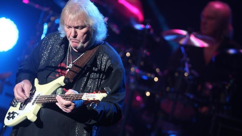 Yes-Bassist: Chris Squire ist tot
