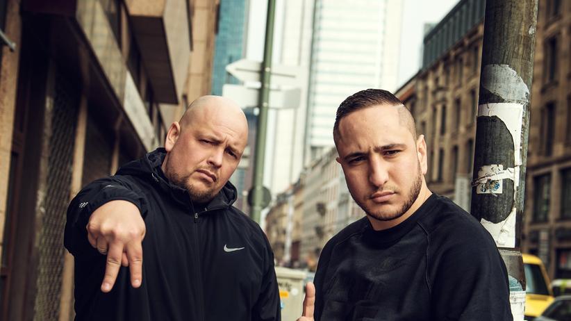 Celo & Abdi: Die Texte der Frankfurter Gangster- und Straßen-Rapper Celo & Abdi sind beste radikalavantgardistische Literatur.