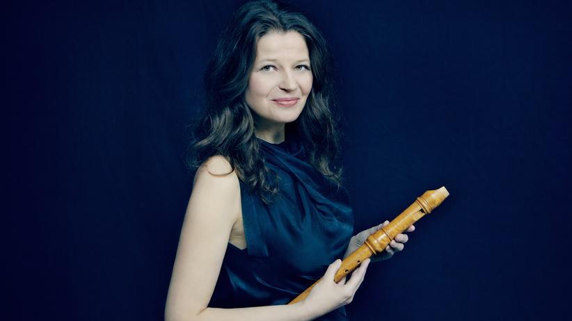 Dorothee Oberlinger: Königin der Blockflöte
