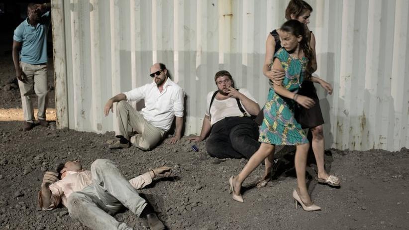 """Ruhrtriennale: Eine Szene aus """"Accatone"""" in der Produktion von Johan Simons bei der Ruhrtriennale"""