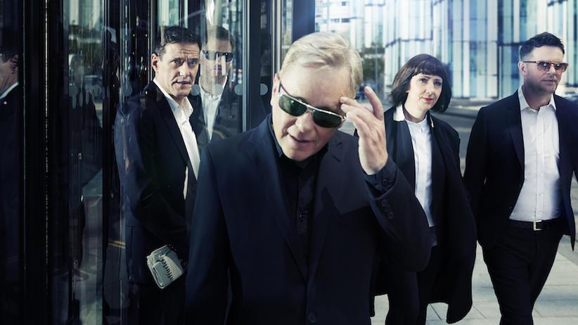 Kultur, New Order, Popmusik, Album, Paul Gascoigne, Fußball-WM, England, Band