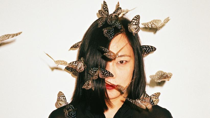 Helen Feng: Schmetterlinge im Kopf: Helen Feng