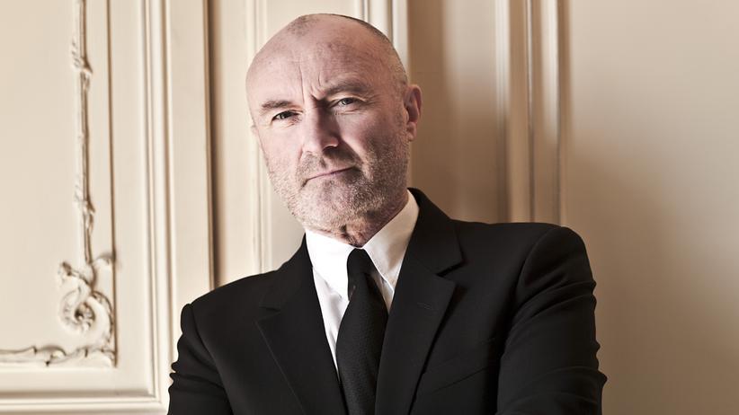 """Phil Collins: """"Selbst ich werde irgendwann cool"""""""