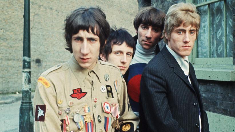 The Who: Hooligans im Anzug