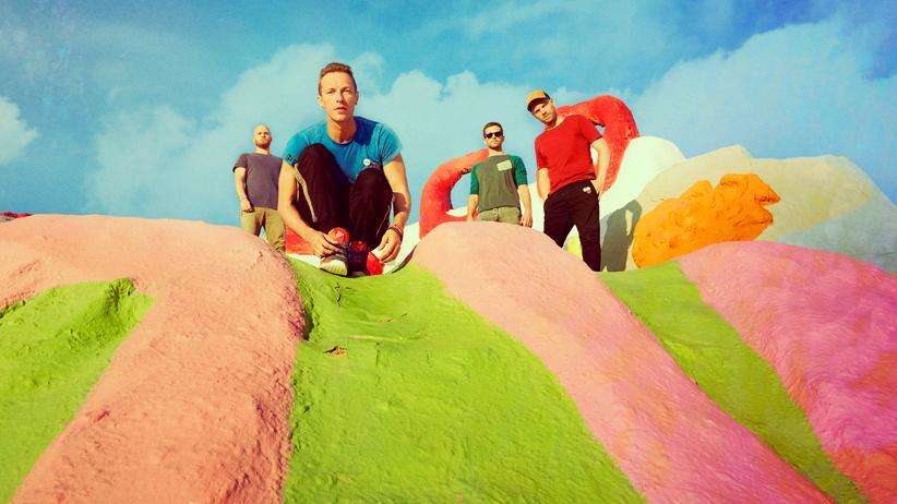 Coldplay: Das reine Wohlgefallen