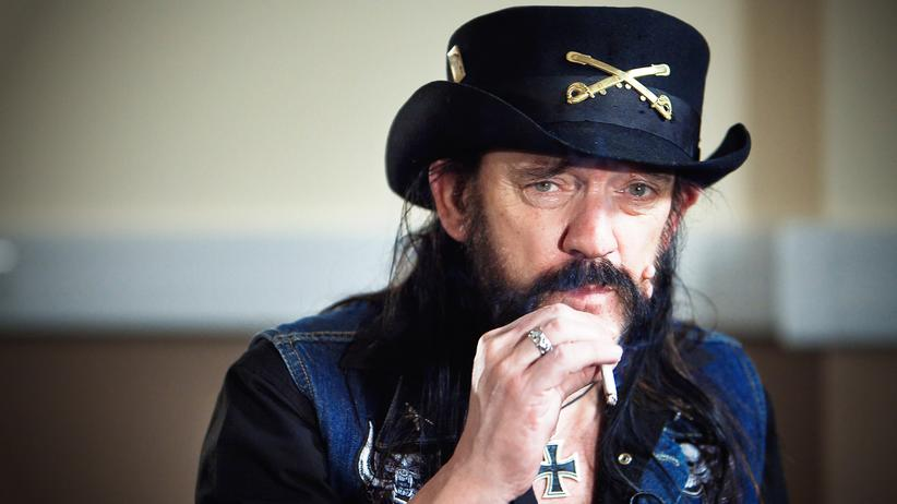 Lemmy Kilmister: Lemmy Kilmister, 2010 in Brighton, England