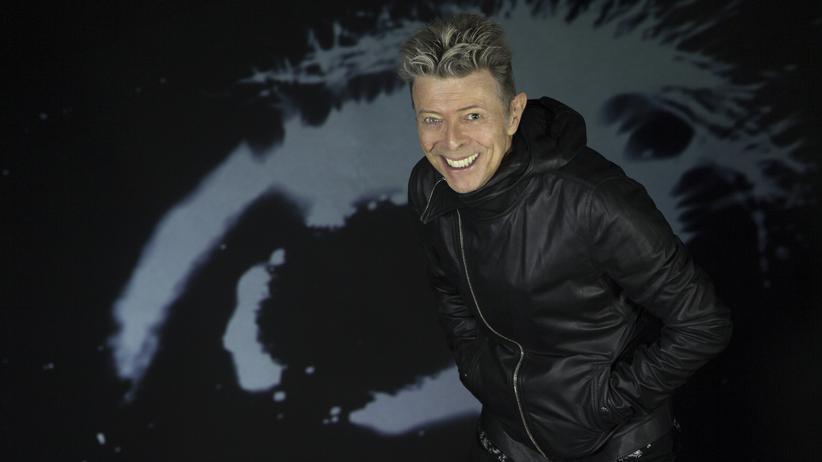 David Bowie: Graf Zahl, Graf Koks, viril, viral: David Bowie in seinem 69. Lebensjahr