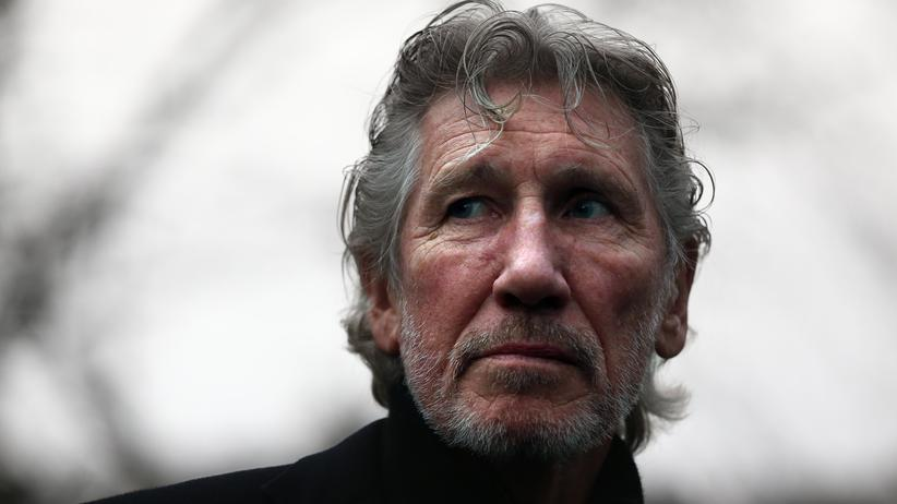 Roger Waters: Der britische Musiker Roger Waters, 72