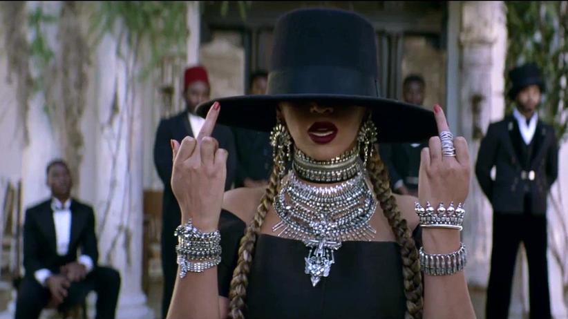"Beyoncé: Beyoncé in ihrem neuen Video ""Formation"""