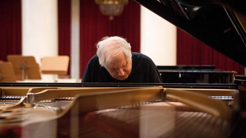 Grigory Sokolov: Kein Interview! Allerhöchstens eine Verabredung. Der russische Pianist Grigory Sokolov