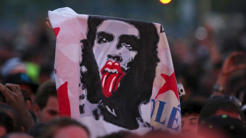 Rolling Stones auf Kuba: It's not only Rock 'n' Roll   ZEIT