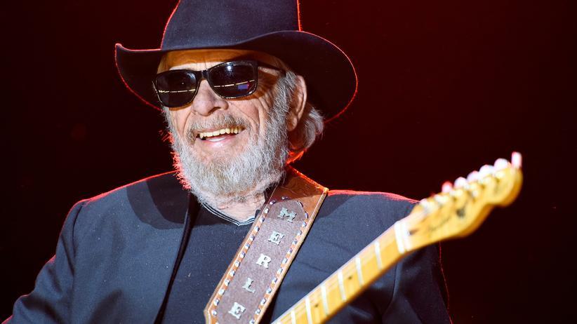 Bakersfield: Country-Sänger Merle Haggard gestorben