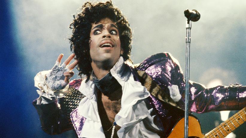 Prince: 158 Zentimeter Körperspannung