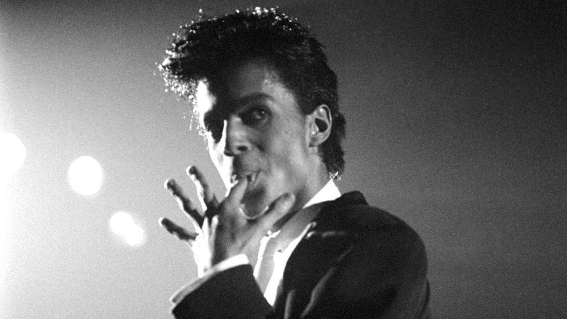Prince: Prince 1986 in Paris