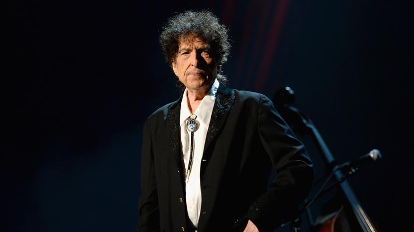 Bob Dylan: Bob Dylan bei einer Gala in Los Angeles 2015