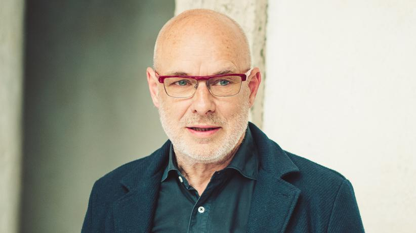 """Brian Eno: """"Ich beherrsche kein Instrument"""""""