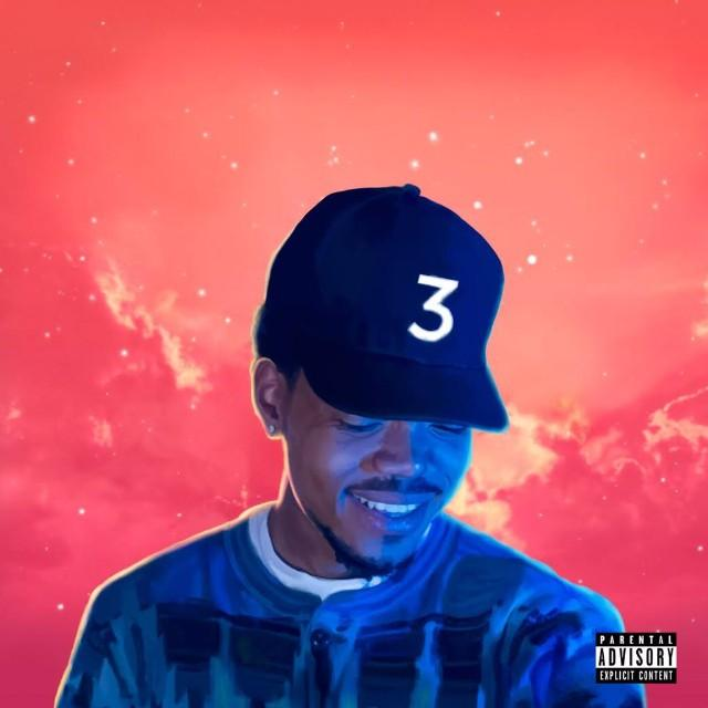 """Chance the Rapper: """"Coloring Book"""""""
