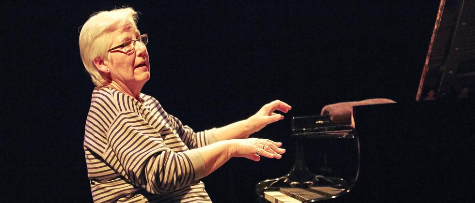 Irène Schweizer Live