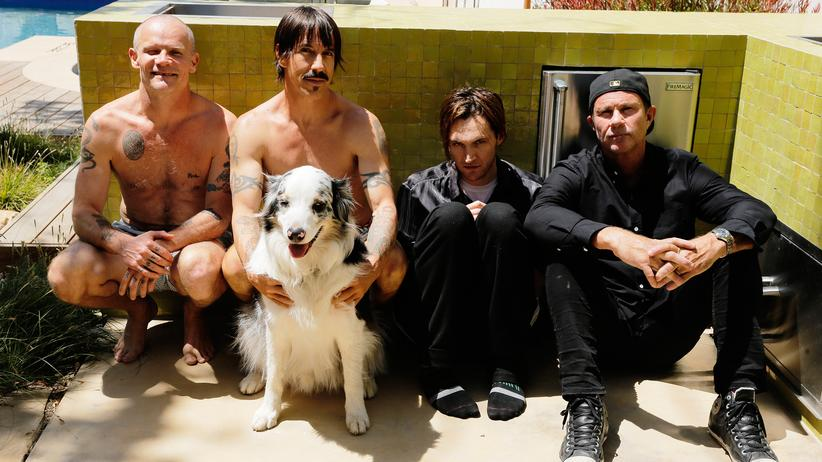 Red Hot Chili Peppers: California screaming